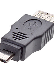 Micro 5P zu USB F / M Adapter