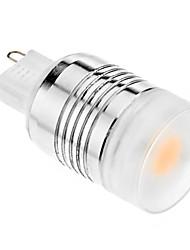 3W G9 Focos LED 1 COB 300 lm Blanco Cálido AC 100-240 V