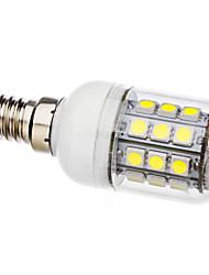 E14 3.5 W 30 SMD 5050 330 LM Natural White Corn Bulbs AC 110-130/AC 220-240 V