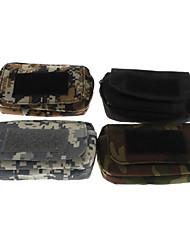Outdoor 800D Waterdichte Materiaal Portable Pack Mobile Pouch (assorti kleur)
