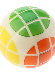 Ball Shaped Magic Cube with Six Different Colors