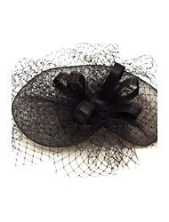 Women's Net Headpiece-Special Occasion Fascinators As the Picture