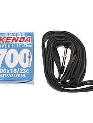 KENDA 700*18/23c FV-48L Super Lite 0.73mm Rubber Material Bicycle Inner Tire