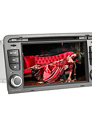 7-inch 2 Din TFT Screen In-Dash Car DVD Player For Audi A3 With Bluetooth,Navigation-Read GPS,RDS,3G(WCDMA),Wi-Fi,Canbus,HDD Compatible,TV