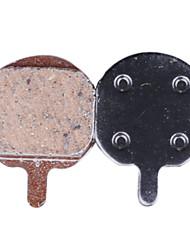 BARADINE B05 Bio Pad semi-métal pour HAYES GX-C MX2-XC SOLE DS-26