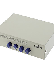 4 x 1 High Definition VGA Switch MT-15-4C Supports 1920 x 1440