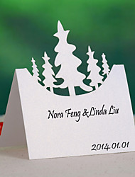 Place Cards and Holders Christmas Tree Place Card (Set of 12)