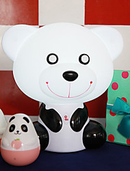 Modern Led Rechargeable Desk Lamp Energy-Saving Baby Bear With Touch Sensor