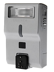 DBK MF-01 Flash électronique pour appareil photo (2 x AAA, Argent)