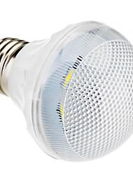 daiwl e27 5w 6x7020smd 400-450lm 5800-6300k натуральный белый свет привел мяч лампы (85-265В)
