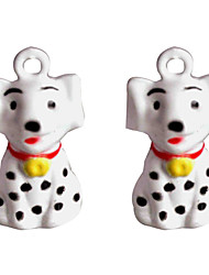 Cute Cartoon Spotty Dog Pattern Little Bell for Pets Dogs