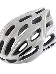 MYSENLAN 838 Series PC and EPS Materials Four-Season Applies Ajustable Assorted Colors Cycling Helmets(29 Vents)