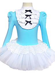 Kids' Dancewear Tutu Ballet Performance Lovely Lycra Dress Kids Dance Costumes