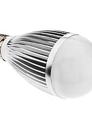 Ampoules Globe Blanc Chaud B E26/E27 8 W 16 SMD 5630 640 LM 3000K K AC 85-265 V
