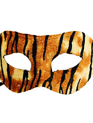 Tiger máscara de Halloween Maskquerade