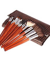 18Pcs High Quality Makeup Brush