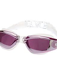Ferramentas Natação MC-770 Set (Natação Goggle + Tampões) cor aleatória