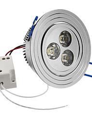 3W 240-270LM 6000-6500K Blanc Naturel Ampoule LED plafond (85-265V)