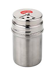 Edelstahl Salz / SPICS / Pfeffer / Zucker Shaker