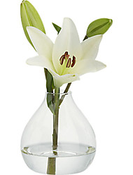 Table Centerpieces Simple Clear Glass Vase  Table Deocrations