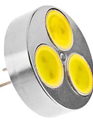 G4 4W 330-370LM 6000-6500K Природный Белый Свет светодиодных шарика пятна (12В)