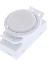 KS3-9-9 White Button Switch