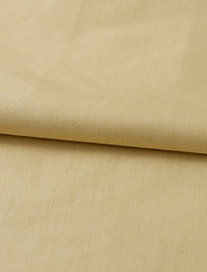 "TWOPAGES® Modern Yellow Solid Polyester Fabric Width=55"" (140 cm)"