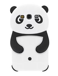 Panda Projeto Soft Case de silicone para Samsung Galaxy S3 I9300