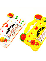 2-Mode Electric Mini Musical Keyboard(Powered by 2AA,Assorted Colors)