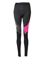 SPAKCT Cycling Pants Women's Bike Tights Pants/Trousers/Overtrousers BottomsThermal / Warm Quick Dry Ultraviolet Resistant Wearable High