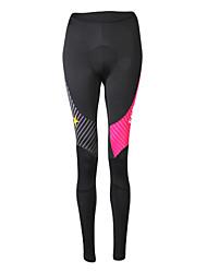 Le polyamide de Spakct S13T16W High Tech Femmes + Spandex Pantalon de vélo avec coussin