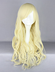 Light Blonde Mixed Color Classic Lolita Wave Wig