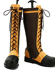 Jovem Mestre botas cosplay ciel