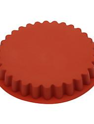 """10 """"molde de pizza de silicona"""