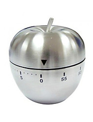 Meccanica in acciaio inossidabile di Apple cucina a forma di timer