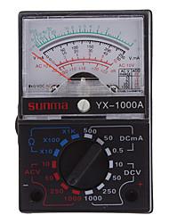 YX-1000A Mini Multimetro