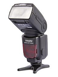 """TRIOPO TR-981N Zoom automatique 2.1 """"LCD Speedlit w / 1-LED pour reflex Nikon - Noir (4 x AA)"""