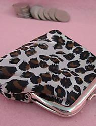 Cute Fashion Leopard Wallet
