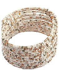 Style Bohême alliage avec le bracelet de perles des femmes (plus de couleurs)