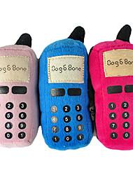 juguete móvil linda forma de lujo para mascotas perros (colores surtidos)