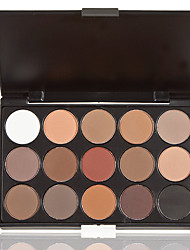 Multi-Funktions 15 Farben Schattierungen Puder Make-up-Palette