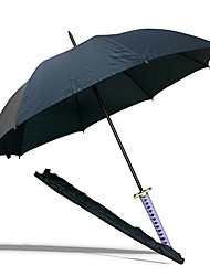 Zanpakutou Senbonzakura Noir Samurai Parapluie épée