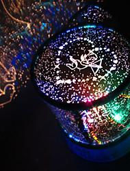 Star Master Nightlight com função do Projeto