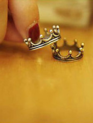 Women's Fashion Crown Pattern Ring