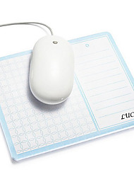Personalized Blue Mouse Pad