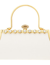 Beautiful Leatherette With Rhinestone Special Occasion Evening Handbags/Wristlet(More Colors)