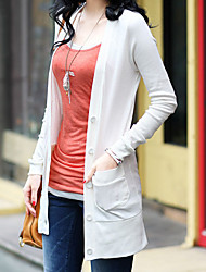 Women's Slim Cut Button Through Cardigan