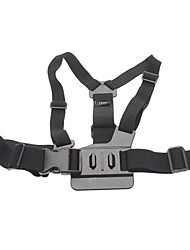 Chest Harness Straps Shoulder Strap For Gopro 5 Gopro 3 Sports DVSkate Universal Aviation Film and Music Hunting and Fishing SkyDiving