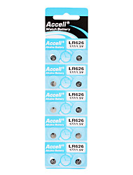 LR626 177/1.5V Alkaline Watch Battery (10pcs)