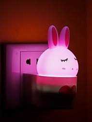 Cute Rabbit LED Night Lamp